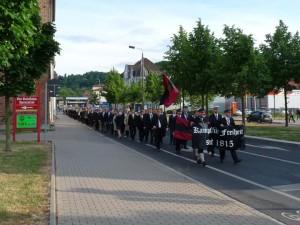 Burschentag 2015 in Eisenach.