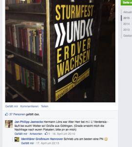 Screenshot Jan Philipp Jaenecke und die Identitäre Bewegung